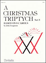 A Christmas Triptych Set 3
