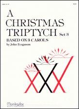CHRISTMAS TRIPTYCH SET 3, A