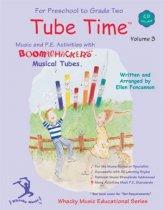 TUBE TIME VOL 3 (BK/CD)