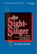 The Sight Singer Vol 1 (2Pt/3Pt)