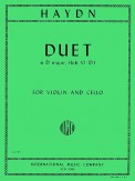 Duet In D Major (Vn/Vc)