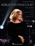 Adele For Piano Duet