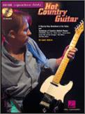 Hot Country Guitar (Bk/Cd)