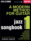 Modern Method For Guitar Jazz Songbook