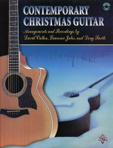 Contemporary Christmas Guitar (Bk/Cd)