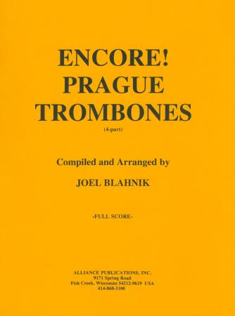Encore Prague Trombones