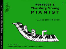 The Very Young Pianist Workbook B