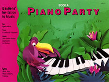 Piano Party Bk A