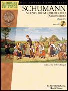 Scenes From Childhood Op 15 (Bk/Cd)