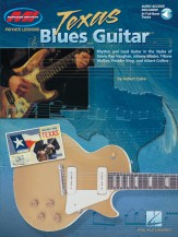 Texas Blues Guitar (Bk/Cd)