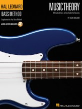 Music Theory For Bassists (Bk/Cd)