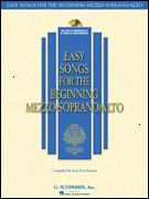 Easy Songs For The Beginning Mezzo