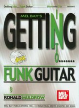 Getting Into Funk Guitar (Bk/Cd)