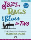 Jazz Rags & Blues For Two Bk 2