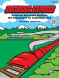 Recorder Express (Bk/Cd)