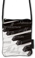 Purse: Piano Keys