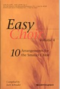 Easy Choir Vol 4