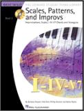 Scales Patterns and Improvs Bk 2 W/CD