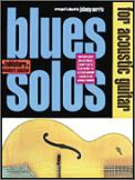 Blues Solos For Acoustic Guitar (Bk/Cd)