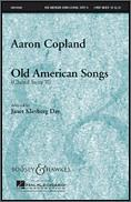 Old American Songs (Choral Suite Ii)