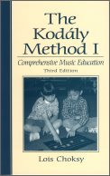 The Kodaly Method 1 (3Rd Ed/Hard Bound)