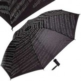 Umbrella: Sheet Music-Black