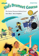 Kid's Drumset Course Dvd