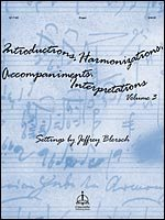 INTRODUCTIONS HARMONIZATIONS ACCOMPANIME