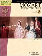15 Easy Piano Pieces (Bk/Cd)