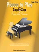Pieces To Play With Step By Step Bk 3