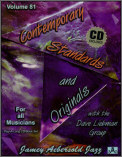 Contemporary Standards & Originals Vol81