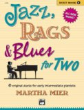 Jazz Rags & Blues For Two Bk 1