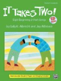 It Takes Two (Bk/Cd)