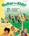 Guitar For Kids (Bk/Cd)