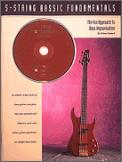 5-String Bassic Fundamentals (Bk/Cd)