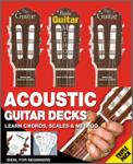 Acoustic Guitar Deck Triple Pack