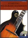 Starting Bluegrass Mandolin (Bk/Cd)