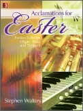 Acclamations For Easter (W/Organ)