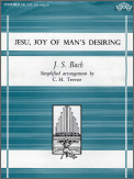 Jesu Joy of Man's Desiring (Simplified)