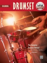 Beginning Drumset (W/Cd)