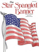 Star-Spangled Banner Concert Variations