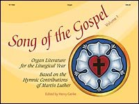 Song of The Gospel Vol 1