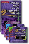 Teaching Music Through Perf/Band V1 Bund