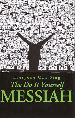 Do It Yourself Messiah (SATB Cass Set)