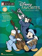 Jazz Play Along V093 Disney