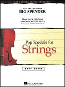 Peggy Lee - Cy Coleman: Big Spender (Sweet Charity) Choral Pops