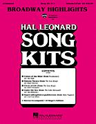 SONG KIT #12 (BROADWAY HIGHLIGHTS)