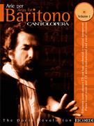 Arias For Baritone Vol 1 (Bk/Cd)