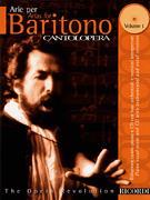 ARIAS FOR BARITONE VOL 1 (BK/CD)