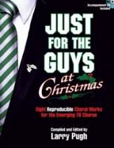 Just For The Guys At Christmas (Bk/Cd)